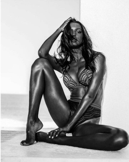 jasmine tookes models nude down the runway video sexy