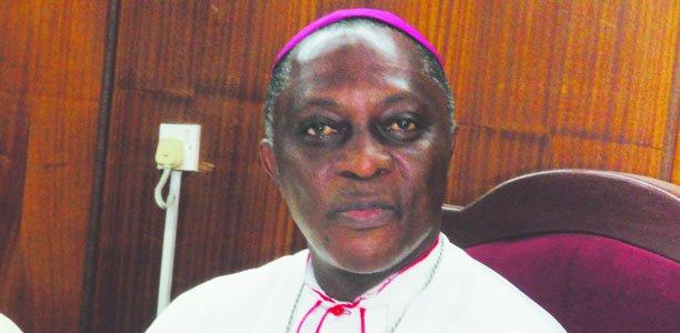 Archbishop of Lagos, most Rev. Alfred Adewale Martins
